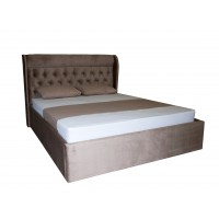 Double Bed Tiffani with a lifting mechanism