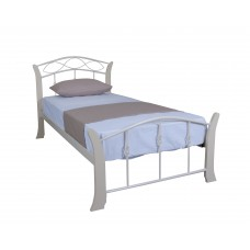 Bed Leticia Wood Single