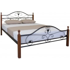 Bed Patricia Wood Double